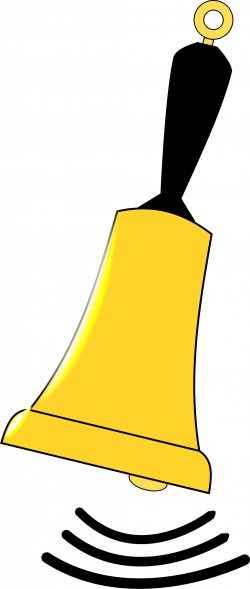 Clipart - Ringing Bell