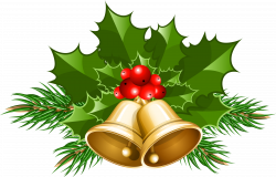 Large Transparent Christmas Bells PNG Clipart | Gallery ...
