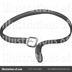 Belt Clipart #1130058 - Illustration by Graphics RF