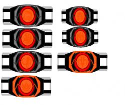 Mighty Morphin Power Rangers Belt Buckle by PowerRangersWorld999 on ...