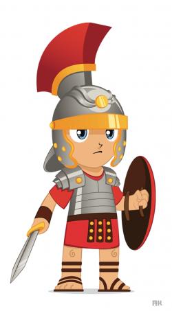 Roman soldier cartoon | Carpe Diem | Pinterest | Roman soldiers ...