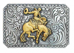 Rodeo and Western Belt Buckles