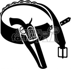 Western Rifle Clipart