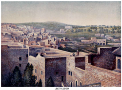 The Old City of Bethlehem | Christian Clip Art Review
