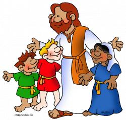 Jesus and the Children Preschool Theme | Preschool themes, Learning ...