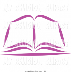 Clip Art Open Book | thatswhatsup