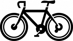 Cycling Bike Clipart