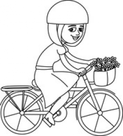 Free Black and White Transportation Outline Clipart - Clip Art ...