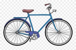 Clip Art Transportation Bicycle - Genesis Croix De Fer 20 ...