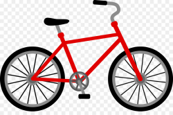 Cruiser bicycle Clip art - Cartoon Tricycle Cliparts png download ...