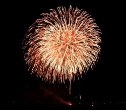 50 Amazing Fireworks Animated Gif Pics to Share!