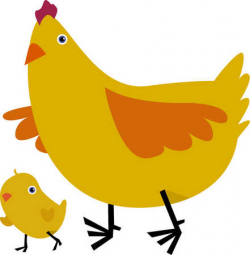 Big And Small Animals Clipart