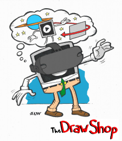 Virtual Reality Marketing – The Next Big Thing | The Draw Shop