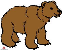 Big Bear Clipart | Free Clipart Design Download