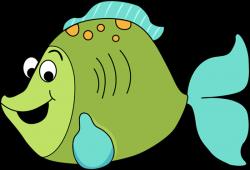 FISH CLIP ART | cartoon fish clip art image fun green cartoon fish ...