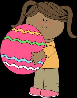 Easter Kids Clip Art - Easter Kids Images