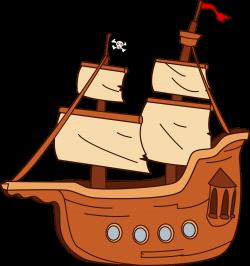 boat clipart - Recherche Google | транспорт | Pinterest | Pirate ...