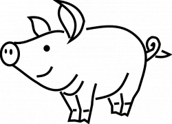 Pig Clipart | Clipart Panda - Free Clipart Images | Coloring Page ...