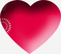 Big Red Love, Big Red, Heart Shaped, Love PNG Image and Clipart for ...