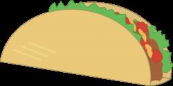 Clipart - Simple Taco