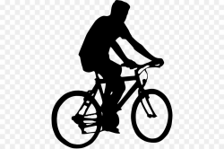 Bicycle Cycling Clip art - Bike Ride PNG File png download - 486*598 ...