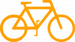 Clipart - Bicycle Sign Symbol