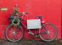 23 best CYCLING CHRISTMAS images on Pinterest | Bicycles, Bicycle ...