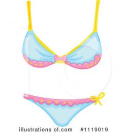 Bikini Clipart #1119019 - Illustration by Graphics RF