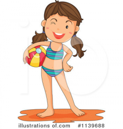 Swimsuit Clipart #1139688 - Illustration by Graphics RF