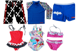 Swimwear Fashion Feature: Surf's Up, Stay Cool when it's Hot this ...