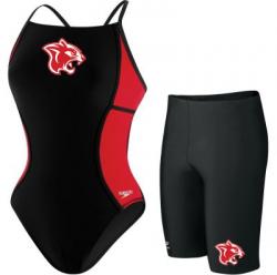 Custom Swim Team Suits - Fast & Completely Custom Swimwear - D&J Sports