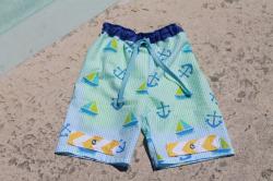 Boys Swim Suit PDF sewing pattern swim trunks swim trunks