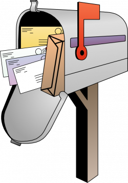 Mailbox mail clipart free clipart images - Clipartix