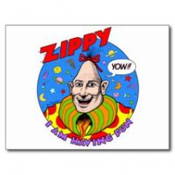 Zippy The Pinhead: <br>ZIPPY ORIGINAL ART by Bill Griffith [color ...