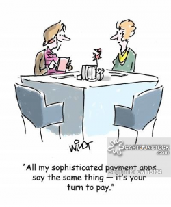 Restaurant Etiquette Cartoons and Comics - funny pictures from ...