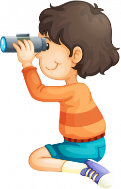 3.png | Binoculars, Clip art and Baby cards