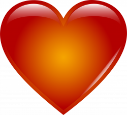 Human Anatomy Diagram: Shocking Collection Heart Image Red Handmade ...