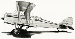 Free Vintage Airplane Illustration | Old Design Shop Blog