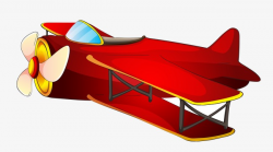 Red Plane, Fighter, Aircraft, Flight PNG Image and Clipart for Free ...