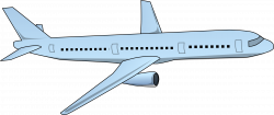 28+ Collection of Plane Clipart No Background | High quality, free ...