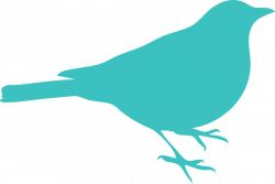 Simple Bird Silhouette at GetDrawings.com | Free for personal use ...