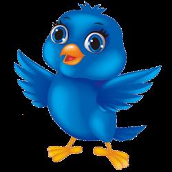 Blue Birds - Birds Clip Art | Birds | Pinterest | Clip art, Bird and ...