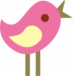 Cute tweet birds clip art (free clipart graphics) | revidevi ...