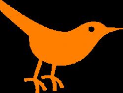 Twitter Bird Clip Art at Clker.com - vector clip art online, royalty ...