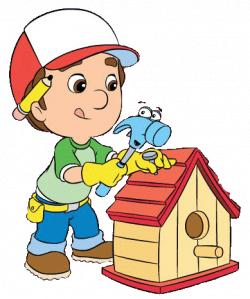 Bird House Clipart Building A
