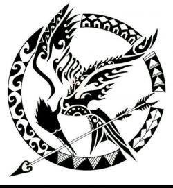 Image result for the hunger games mockingjay symbol | Factions ...