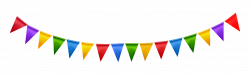 Party Streamer Transparent PNG Clipart | Gallery Yopriceville ...
