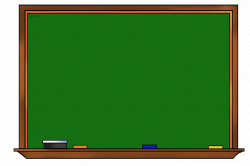 Free Chalkboard Clipart Pictures - Clipartix