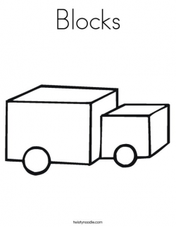block coloring pages - Incep.imagine-ex.co