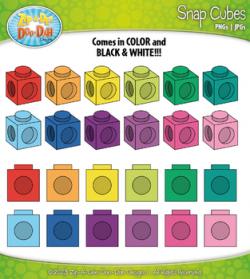 Cube Clipart Teaching Resources | Teachers Pay Teachers